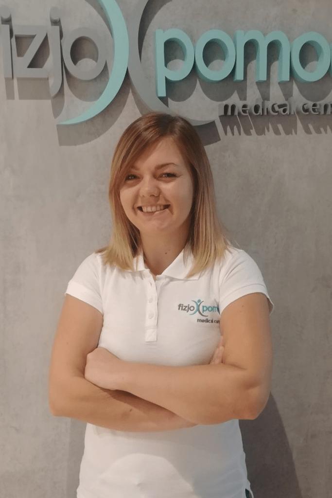 Fizjoterapeuta Szczecin - Magdalena Białas