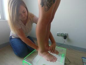 Komputerowe badanie stóp w Szczecin