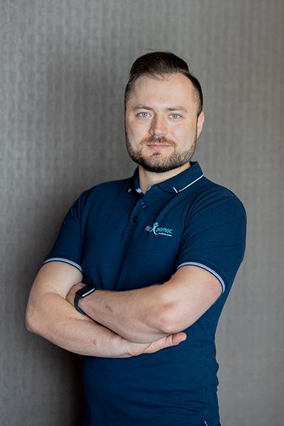 Osteopata Szczecin - Damian Stucki
