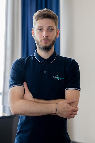 Fizjoterapeuta Szczecin - Wojciech Horba