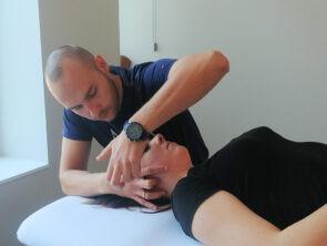 Leczenie w gabinecie fizjoterapeuty