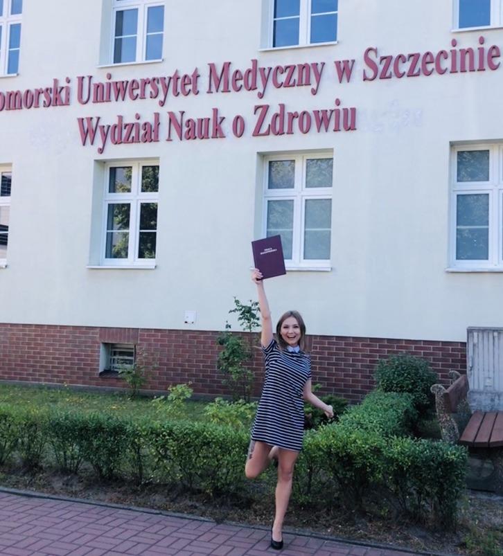 Natalia Rudnicka fizjoterapeutka