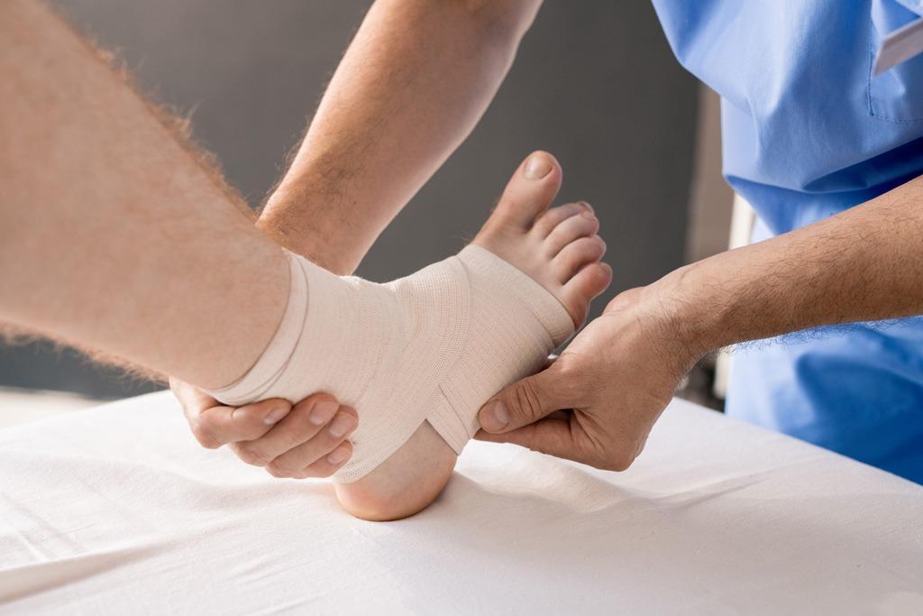 Staw skokowy (stopa)